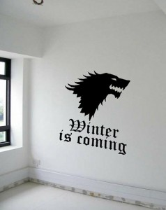 Vinilo winter is coming