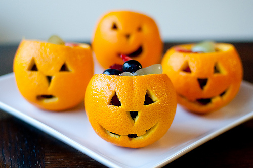 DIY ideas caseras recetas halloween