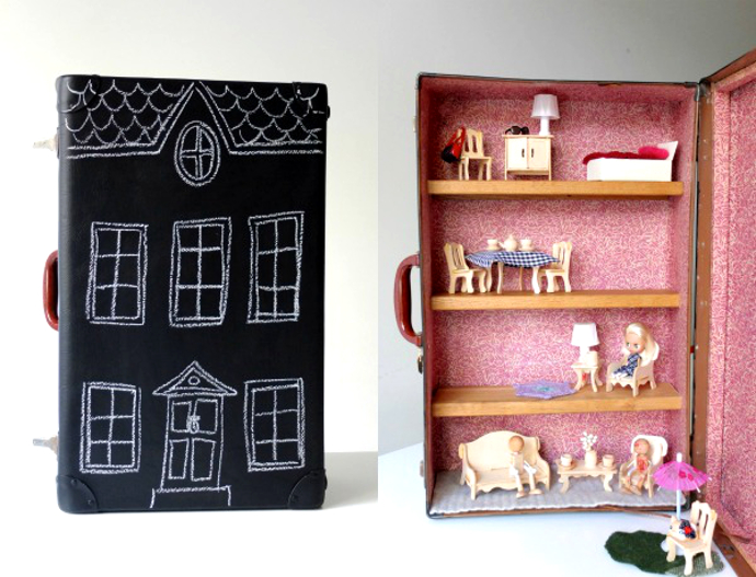 DIY dollhouse