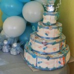 "Organiza una ""baby shower"""