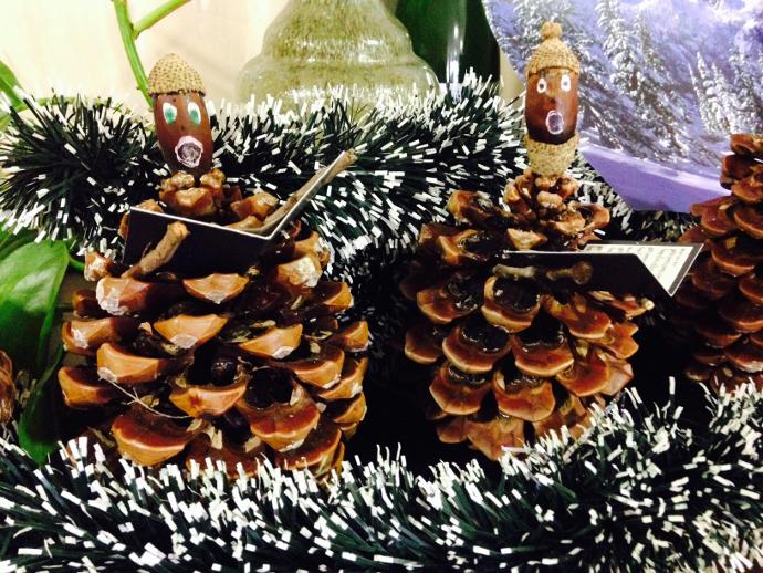 Dale personalidad a la navidad tut ate for Cuales son los adornos navidenos